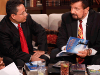 Interviewed by Dr. Mike Murdock